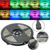 5M RGB 300 LED SMD 5050 LED Strip Light DC 12V (Non-Waterproof)