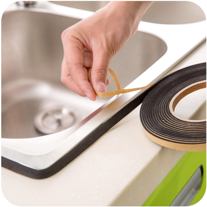 Kitchen Fittings Direct Voucher Code: Gas Stove Cooker Slit Antifouling Strip Sealing Tape Strip