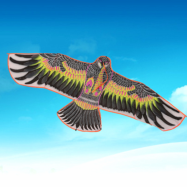 1.6m Huge Eagle Kite Outdoor Toy Sport Entertainment For Kids