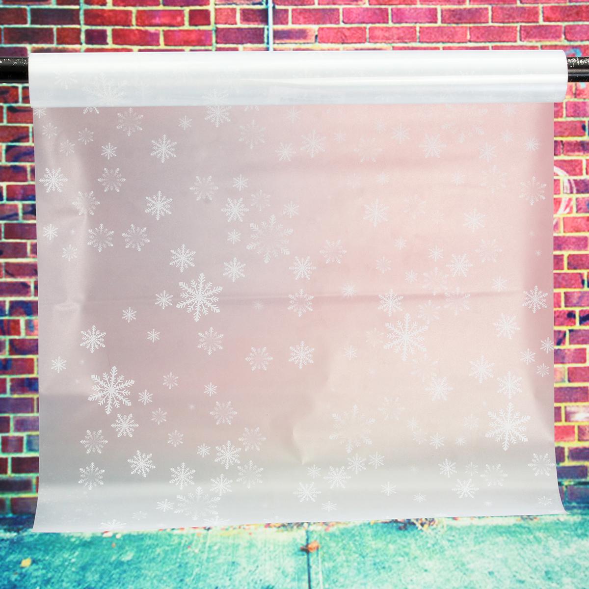 pvc frosted waterproof window sticker