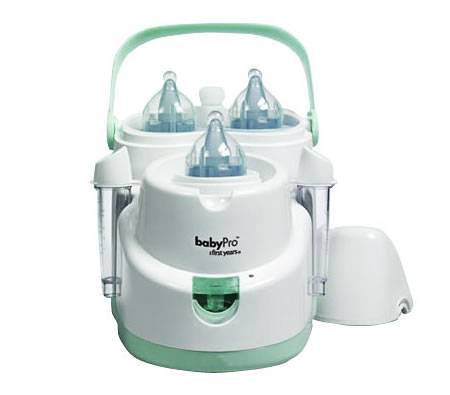 babypro first years bottle warmer manual