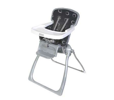 roger armstrong slim compact baby high chair
