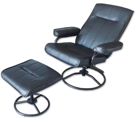 Recliner Chair   Foot Stool   Leather Office Chair   Recline   Swivel    Online Shopping   Shopping Square COM AU Online Bargain   Discount Shopping  SquareRecliner Chair   Foot Stool   Leather Office Chair   Recline  . Office Chair Recline. Home Design Ideas
