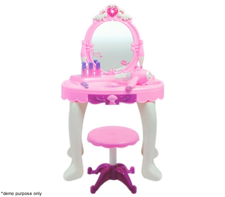 Barbie Princess Vanity Dressing Table Play Set Online