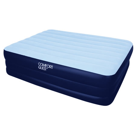 Bestway Queen Inflatable Mattress Air Bed With Built In