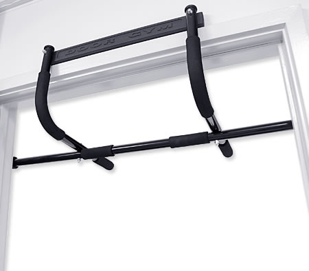 adjustable personal door pull up chin up bar