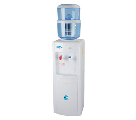 Aqua Filter 15l Floor Standing Hot And Cold Water Filter