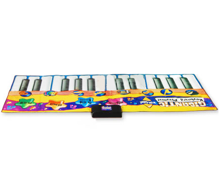 Jumbo Size Touch Sensitive Gigantic Electronic Keyboard Playmat