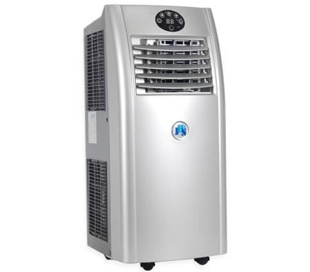 BEAT THE HEAT! JHS8 Refrigerated Portable Air-Conditioner / Fan / Dehumidifier - 10,000 BTU