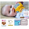 Gummee Glove Award Winning Baby Teething Toy - Blue