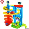 Multi-Storey Car Park with Cars Kids Play Set