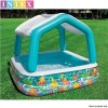 Intex Deluxe Sun Shade Kids Pool