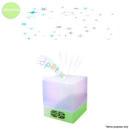 Playette Musical Projector Night Light