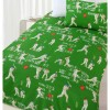 Double Bed Cricket Quilt Cover Set