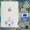 Gecko Gas Hot Water Heater Portable Camping Shower