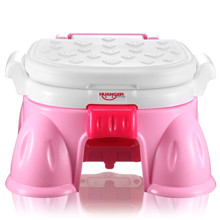 Portable Kids Training Toilet-Pink