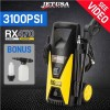 Jet-USA Pressure Washer Electric 3100PSI High Pressure Cleaner RX470