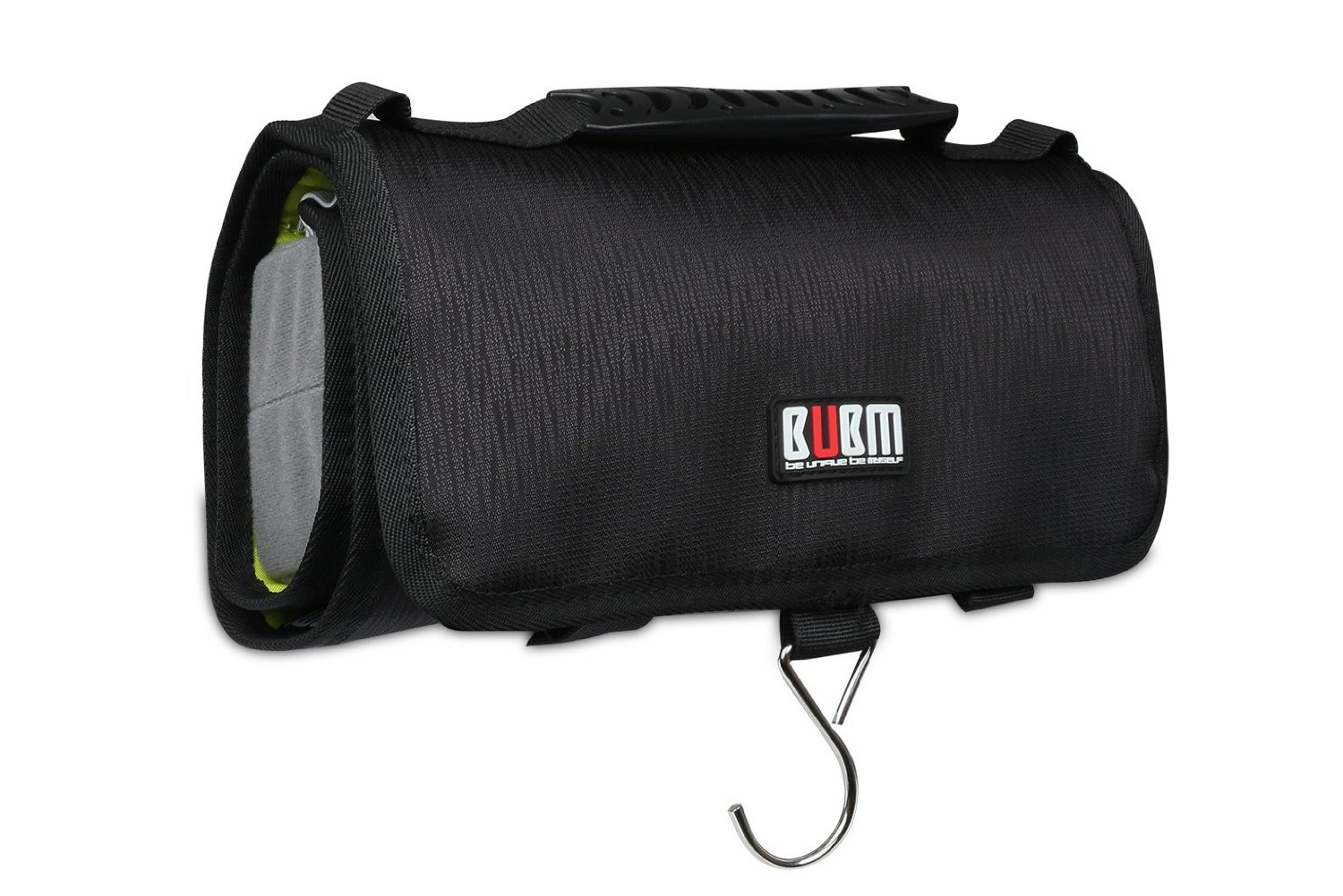 Bubm Rolling Portable Shockproof Carrying Case For Gopro