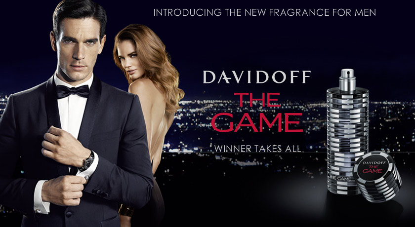 The Game 100ml Edt By Davidoff For Men Perfume Online