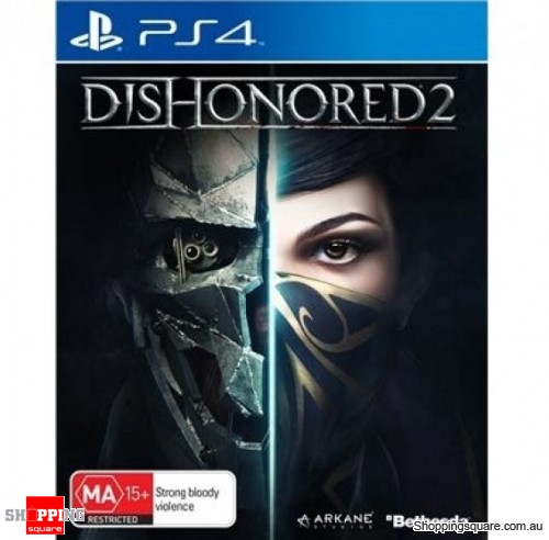 Dishonored 2 - PS4 Playstation 4