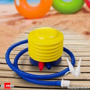 Small Air Pump Inflating Tool for Swimming Ring Yoga Ball Balloon Party Inflatable Equipment