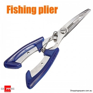 Fishing Scissors Cutter Line Pliers Remove Hook Tackle Tool