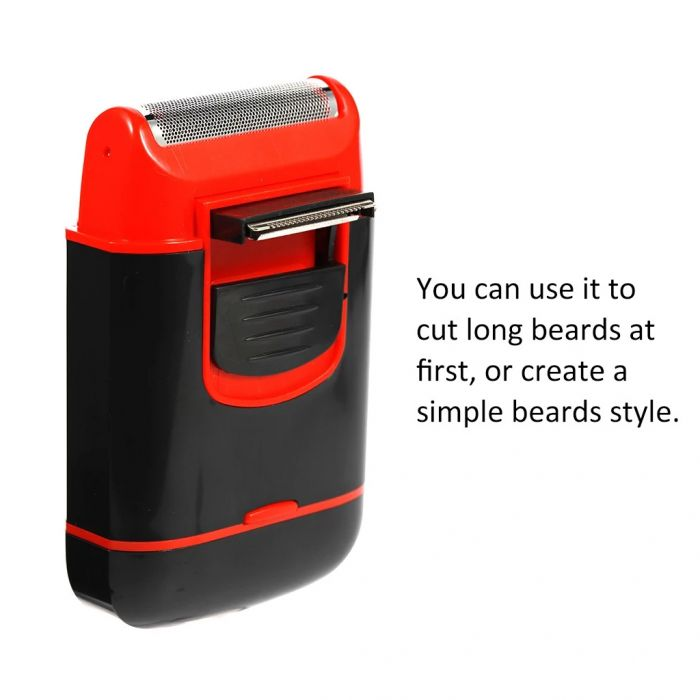 Men Electric Shaver Beard Trimmer