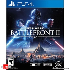 Star Wars Battlefront 2 II PS4 Video Console Game