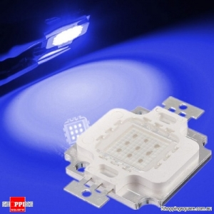 350-400LM 10W High Power LED Chip Light Lamp Accessories - Blue