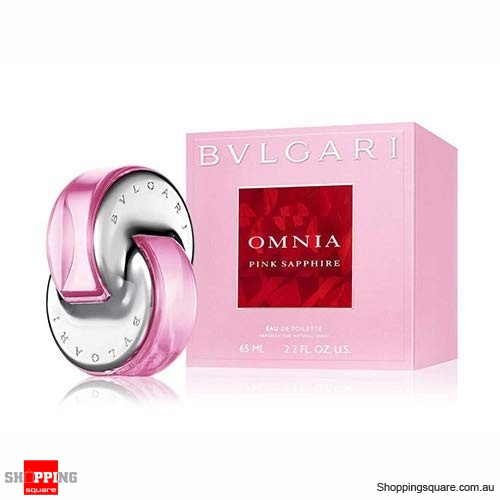 Omnia Pink Sapphire 65ml edt by BVLGARI for Woman perfume