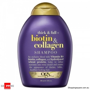 OGX Biotin & Collagen Shampoo 385ml