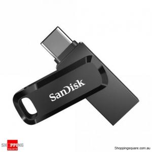 SanDisk 32GB Ultra Dual Drive Go USB Type-C USB 3.1 Flash Drive (SDDDC3)