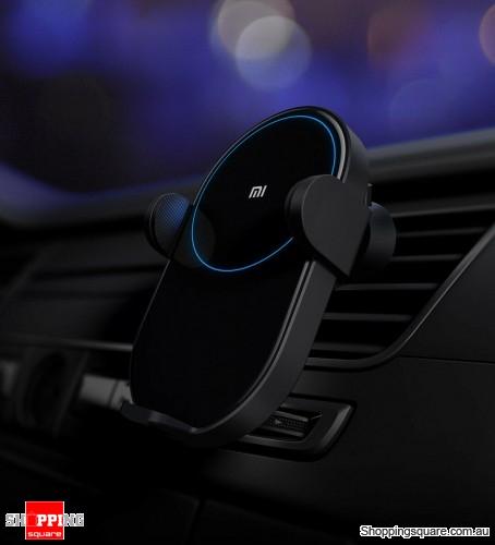 Xiaomi Mi 20W Qi Car Wireless Charger Fast Charging Infrared Sensor Phone Holder
