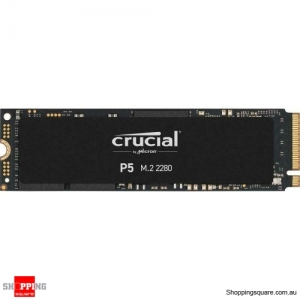 Crucial® P5 1TB 3D NAND NVMe™ PCIe® M.2 SSD (CT1000P5SSD8)
