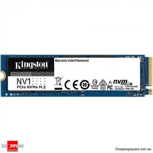 Kingston NVMe PCIe SSD 500 GB NV1 M.2 2280 (SNVS/500G)