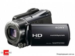 Sony HDR-XR550E Hard Drive Handycam Black