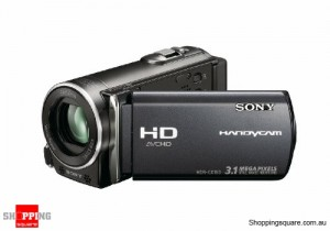 Sony HDR-CX150 Black Camcorder
