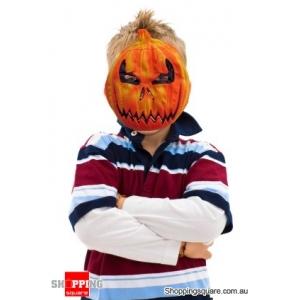 Pumpkin Soft Pvc Mask