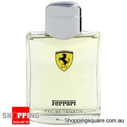 Ferrari Red 125ml EDT by Ferrari