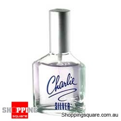 Charlie Silver 100ml EDT by Revlon