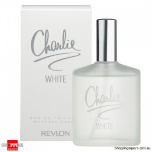 Charlie White 100ml EDT by Revlon