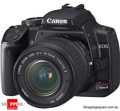 Canon EOS 550D,KISSx4 Kit 18-55mm& 55-250mm DSLR Camera