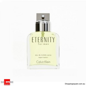 Calvin Klein Eternity 100ml EDT For Men