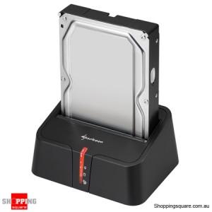 Sharkoon SATA QuickPort XT USB3.0 2.5/3.5'' Black