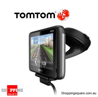 """TomTom GO 1050 5"""" GPS with World Maps GPS Navigation System"""