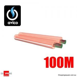 Avico Medium Duty Low Loss Speaker Cable 100M Roll