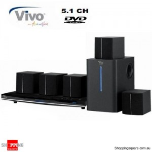 Vivo 5.1 Channel DVD Home Theatre System