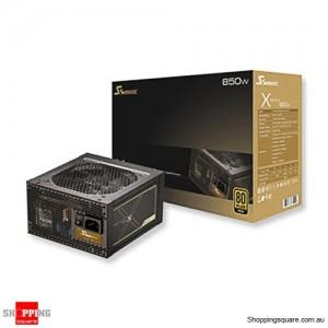 Seasonic X850 X-series 80Plus GOLD, Fully Modular Power Supply
