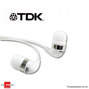 TDK EB-250 in Ear Headphones, Earphones Bud with Bass boost design