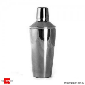 700ml Stainless Steel Cocktail Drink Shaker